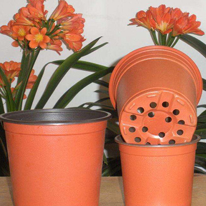5 Inch Plastic Flower Pots Wholesale Price UK