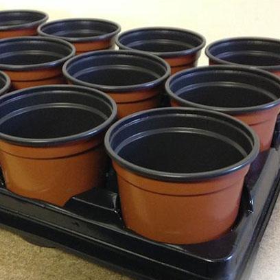 Wholesale Nursery Supplies Plastic Pots In Russia