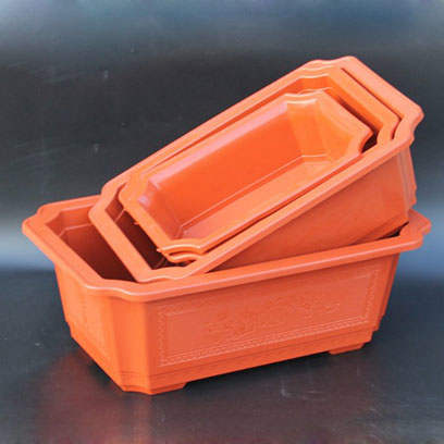 Cheap Plastic Gardening Pots Wholesale Price Vietnam