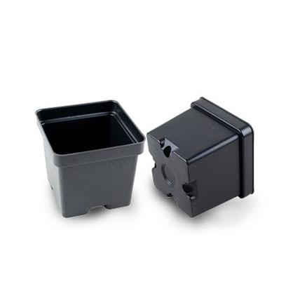 Cheap Square Plastic Flower Pots Manufacturers China