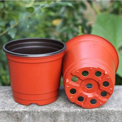 Cheap Plastic Flower Pot Wholesale Price Singapore