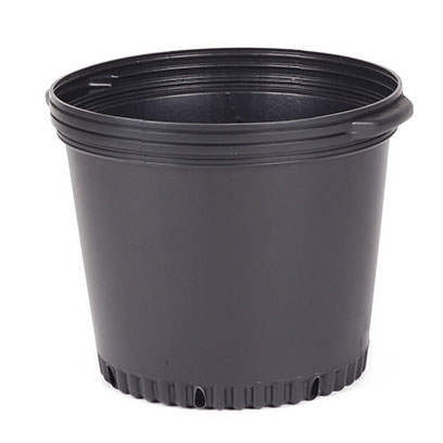 Plastic 7 gallon pots with handles