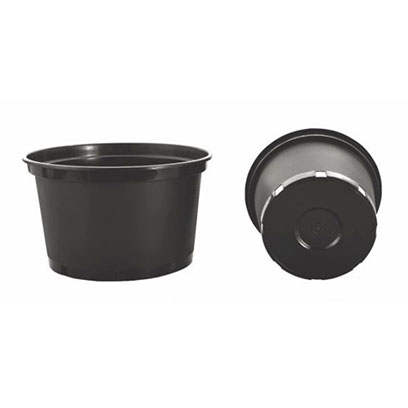 Plastic injection 15 gallon pot