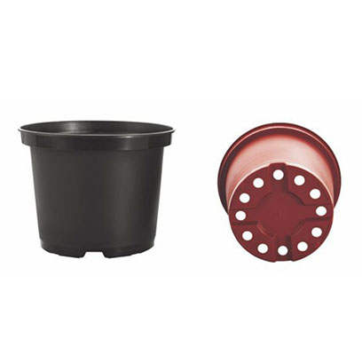 Plastic injection small 2 gallon pots