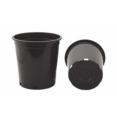 Plastic injection 1 gallon pots