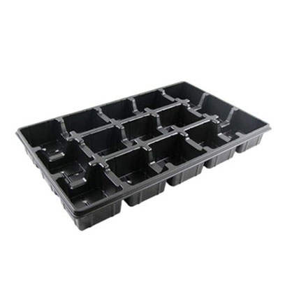 Plastic SPT450D-15 square carry trays
