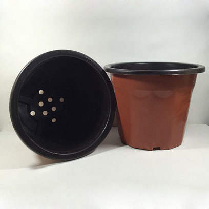 Plastic commercial grow pots series 2
