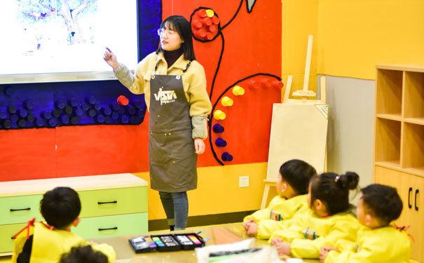 卫斯塔少儿美术培训班[8-12岁]-国学书画院