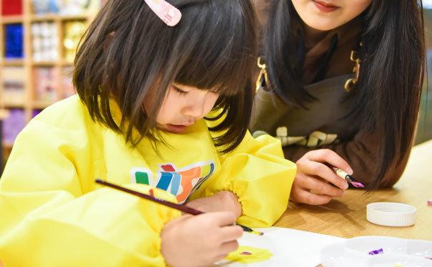 少儿美术教育的重要性