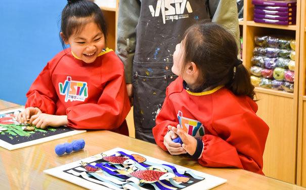 卫斯塔少儿美术专业培训班-如何让孩子零基础学美术