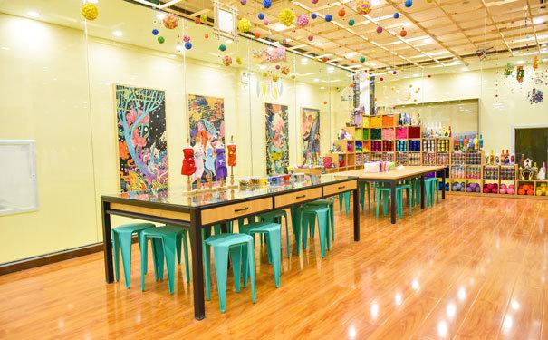 如何经营好一家儿童美术馆,卫斯塔国际儿童艺术馆经营技巧: