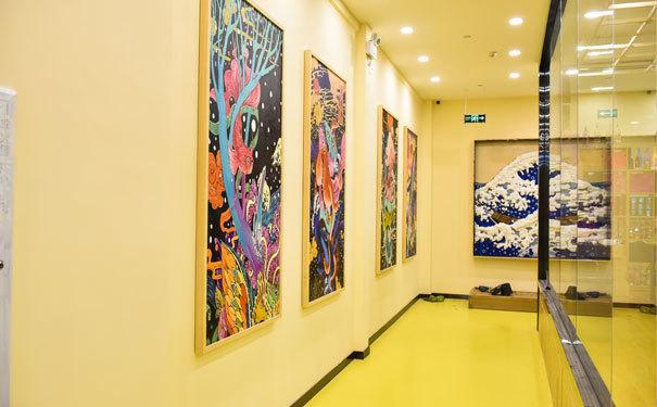 卫斯塔国际儿童艺术馆-环创展示4