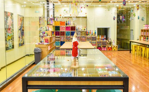 卫斯塔国际儿童艺术馆-环创展示3