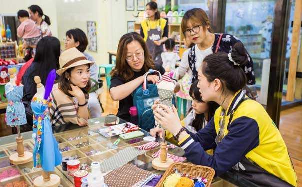 儿童艺术馆的市场前景广利润空间大