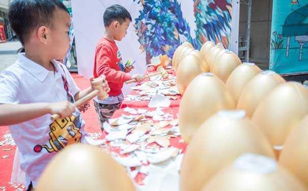 卫斯塔少儿美术机构招生方案-活动策划