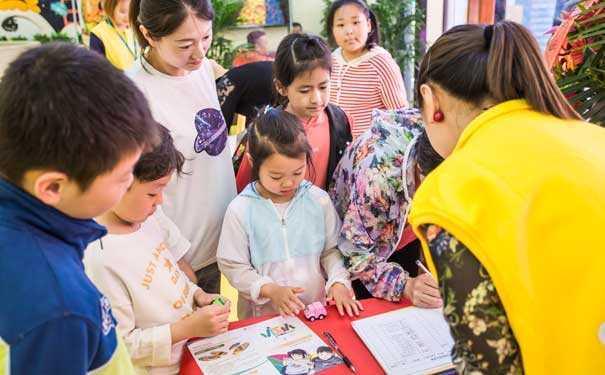 卫斯塔国际儿童艺术馆课程体系