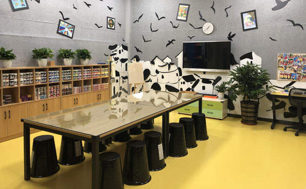 卫斯塔国际儿童艺术教育