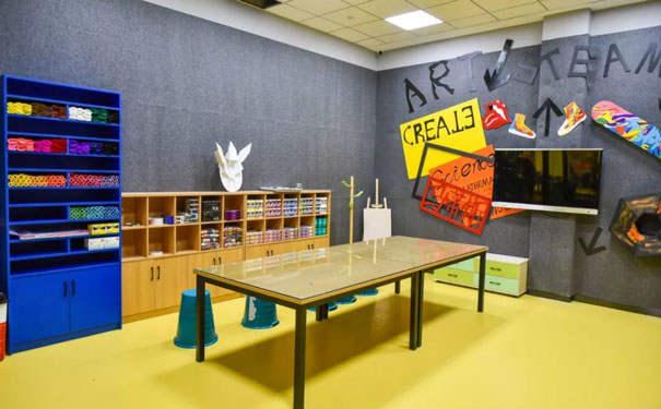 卫斯塔国际儿童艺术馆-环创展示2