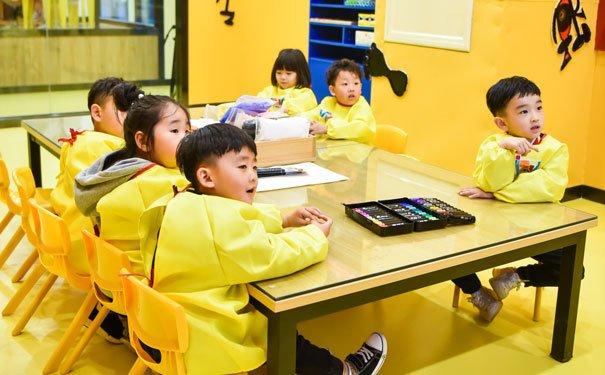加盟卫斯塔国际儿童美术优势有哪些: