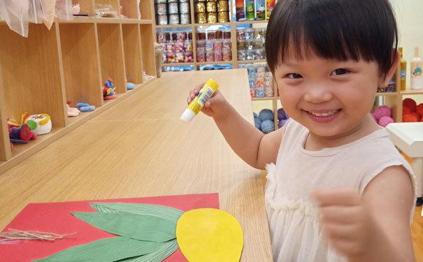 儿童美术创作重在思维教育