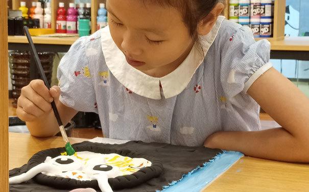 儿童美术教育不是为了考级