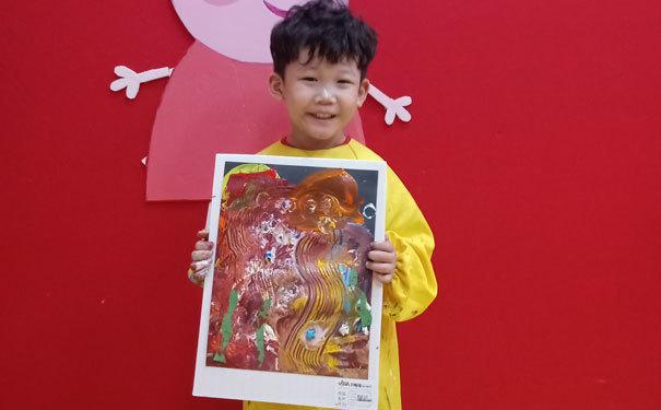卫斯塔-2~4岁命名涂鸦期