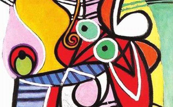 毕加索:追随内心的表达,找回失落的绘画自由