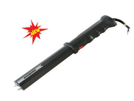 电击棍的使用方法 保安装备好用不
