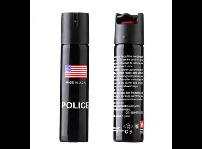 外贸USA防身喷雾器