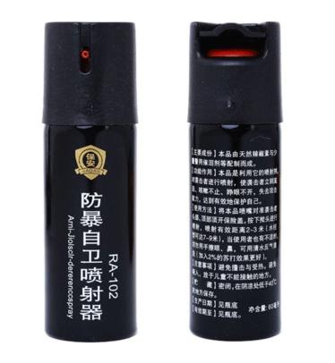 保安防暴自卫喷射器