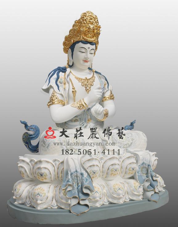 铜雕五方佛之毗卢遮那佛