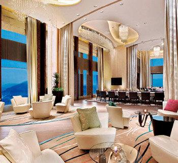 酒店休闲区家具