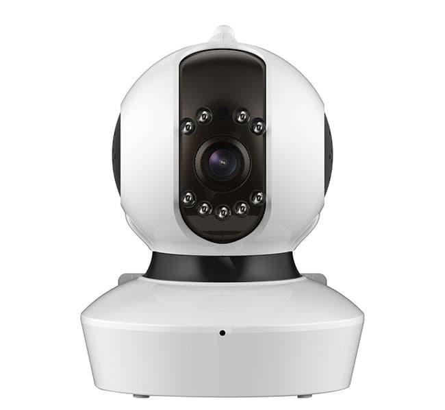 监控摄像头直流电机应用案例