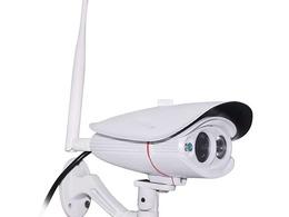 监控摄像头电机应用案例