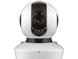 监控摄像头直流电机应用