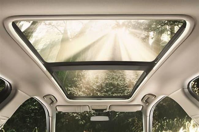 汽车天窗电机应用案例