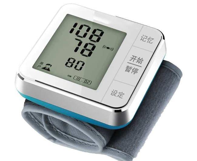 血压仪气泵直流电机应用