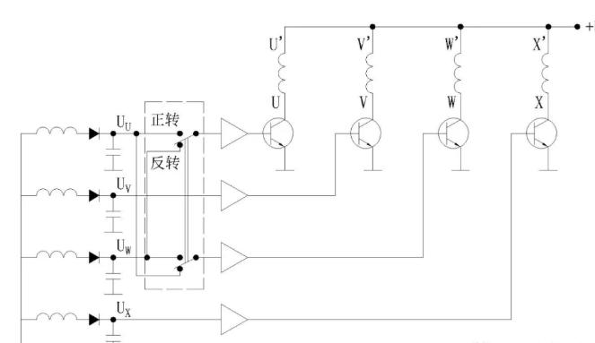 直流电机正反转的解决方案