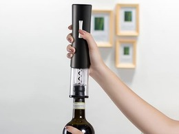 智能红酒开瓶器直流减速电机应用