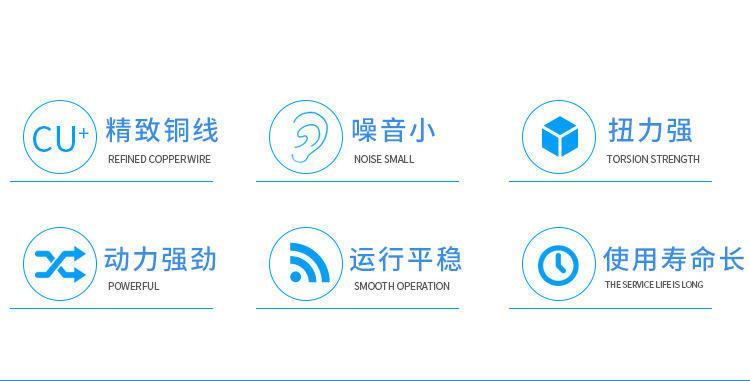 微型直流电机厂家六大优势