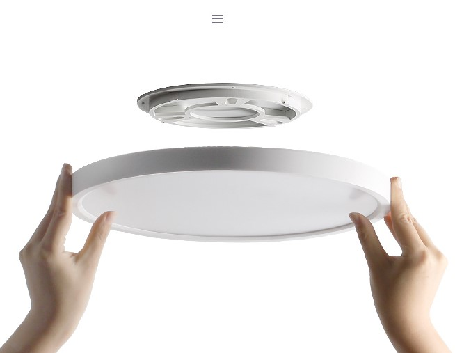 Motion sensor 18Watt  Surface ceiling light