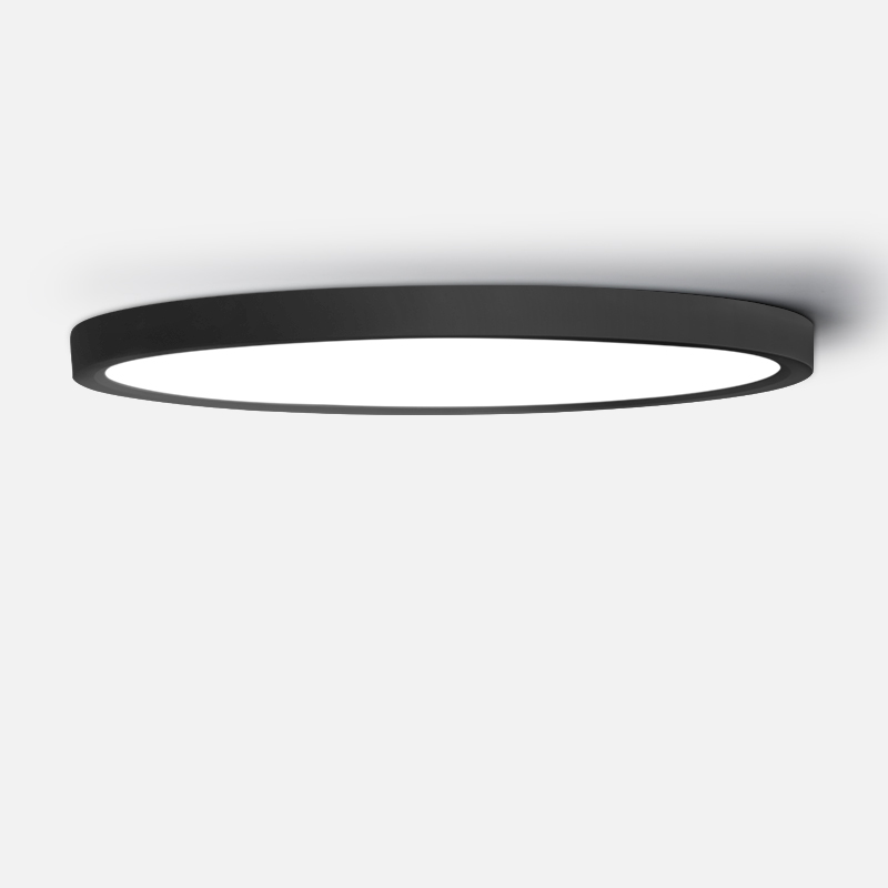 18W LED  Surface ceiling light CCT Pre-Button to adjust led