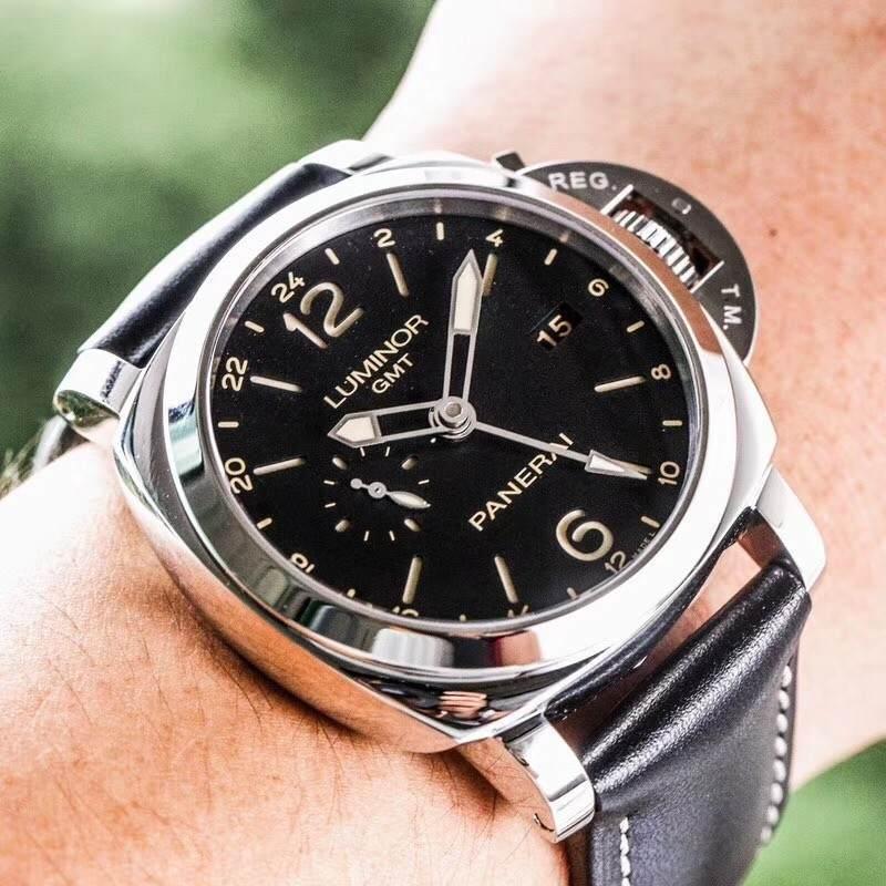zf厂的沛纳海320与正品 好的手表平台质量才有保障