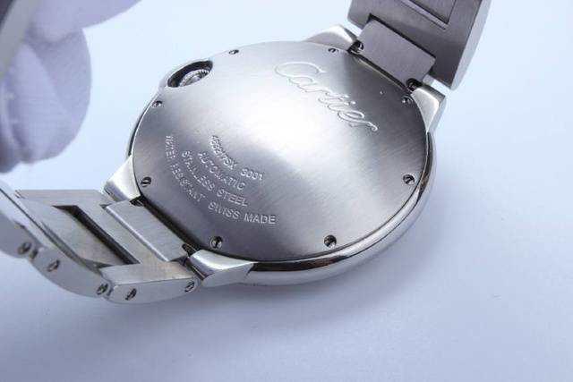 v6厂卡地亚表扣真的很豪华,手表很大气
