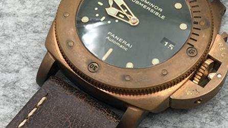 zf厂沛纳海想提高手表的质量,需要在生产中获得更高的成本