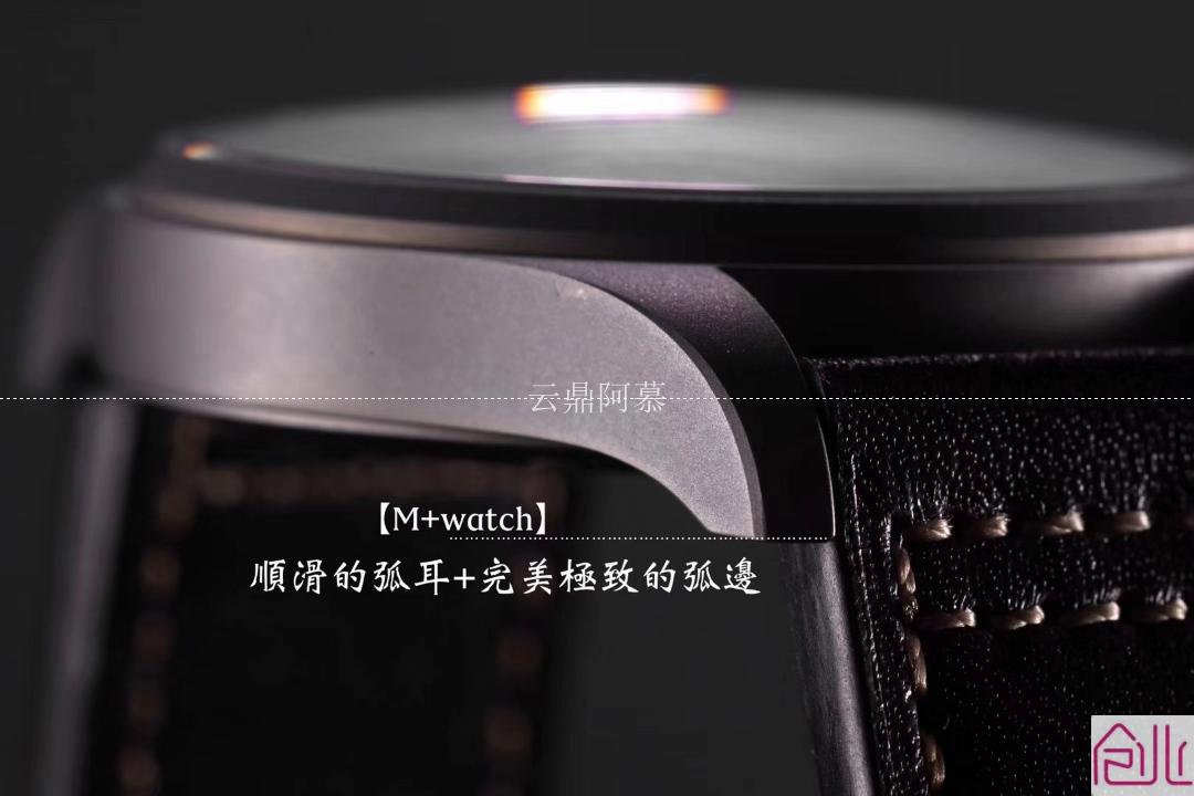 M+台湾厂万国马克十八飞行员IW327006评测