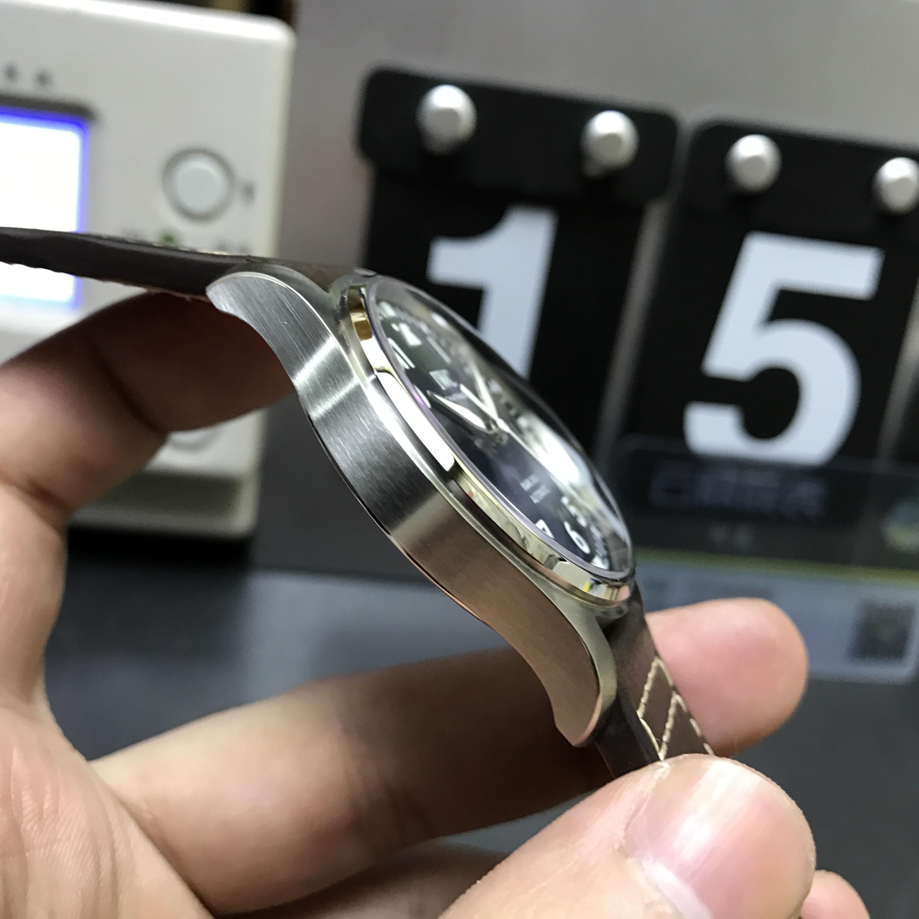 V7厂万国马克十八IW327004海鸥2892机芯版本