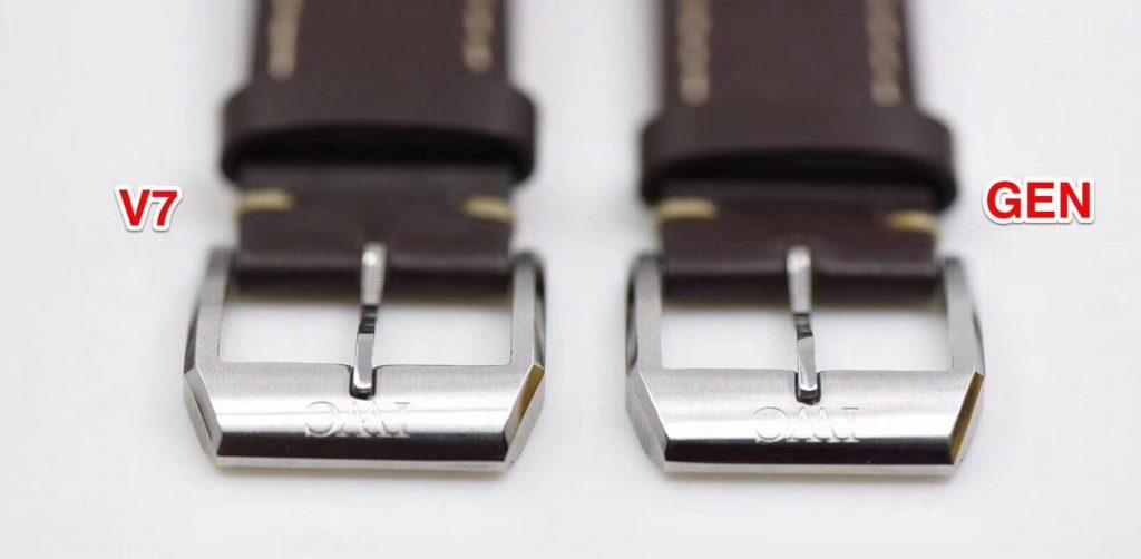 V7厂和MKS厂的IWC万国马克十八小王子特别版IW327004哪个更好