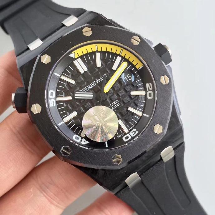 JF厂爱彼15706腕表品鉴最帅气的手表|是否值得入手