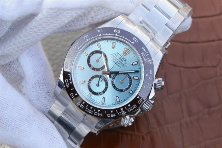 复刻手表n厂推出的劳力士日志型系列M126334质量好吗